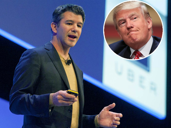 Ramai Tagar #DeleteUber, CEO Uber Mundur dari Dewan Penasihat Ekonomi Donald Trump