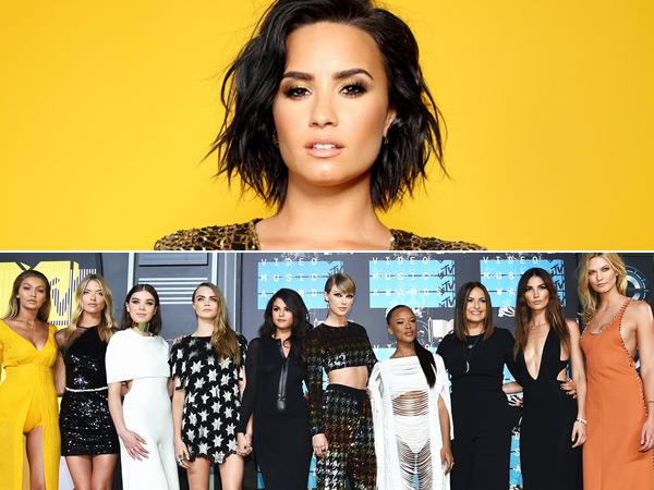 Demi Lovato Kembali Sindir Habis Taylor Swift dan Teman-teman Dekatnya