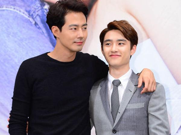Mulai Dari Jo In Sung, D.O EXO Ungkap Persahabatannya Dengan Para Aktor 'Kelas A'