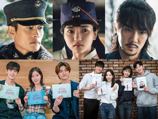 Deretan Judul Drama Korea Baru yang Akan Segera Tayang di Pertengahan Tahun 2018! (Part 1)