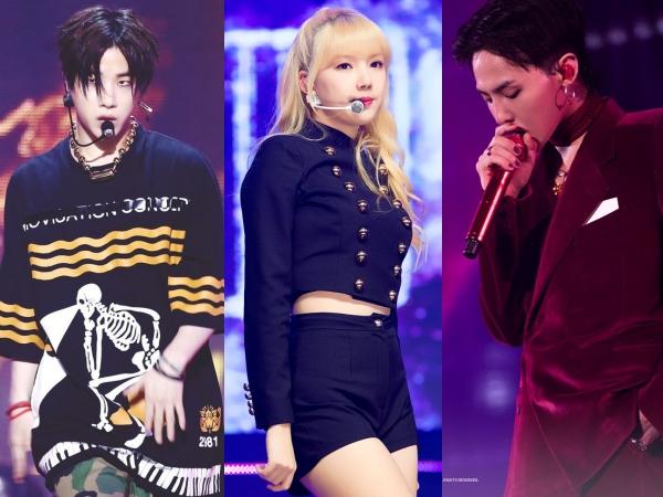Sederet Idol K-Pop Ini Tunjukan Sikap Profesional Saat Hadapi Kejadian Tak Terduga di Panggung
