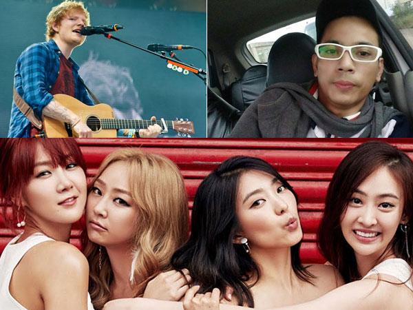 'Misteri' Konser Ed Sheeran Hingga Hilangnya Aris 'Idol' Warnai Berita Sepekan di Minggu Ini!