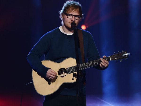 Ups, Lagu 'Thinking Out Loud' Ed Sheeran Tersandung Kasus Plagiarisme Lagi!