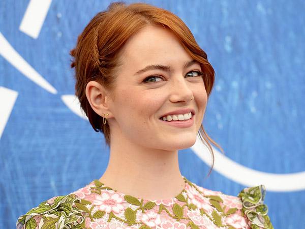 Move on dari Andrew Garfield, Inikah Pacar Baru Emma Stone?
