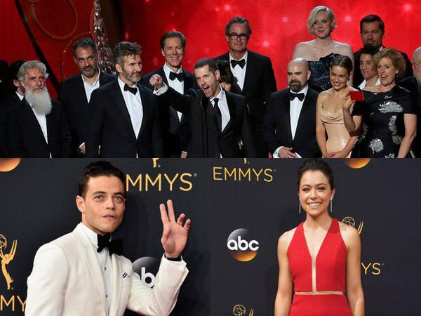 Emmy Awards 2016 'Didominasi' Oleh Bintang Yang Dijuluki 'Nerd'!