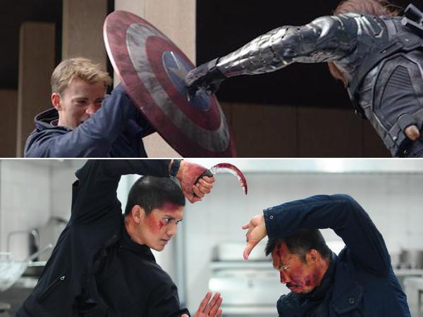 Dari 'Captain America' Hingga 'The Raid', Adegan Pertarungan Dalam Film Ini Dianggap Yang Paling Seru!
