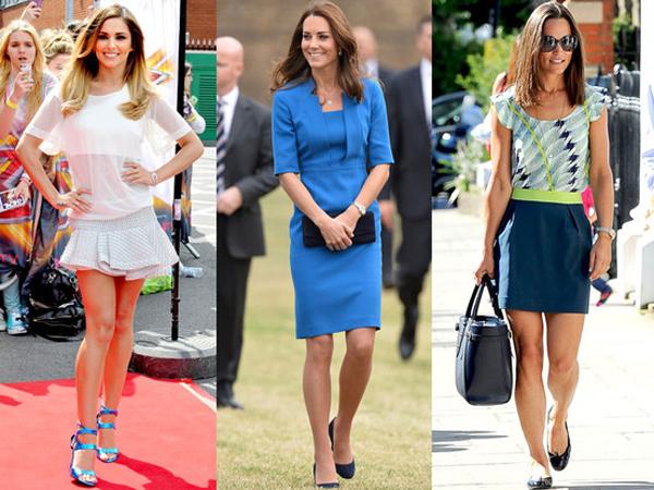 Cheryl Cole Geser Posisi Kate Middleton Sebagai Wanita Termodis di Inggris
