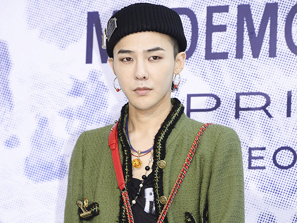 Kaos Kaki Harga 20 Ribuan Ini Langsung Nge-tren Usai Dipakai G-Dragon