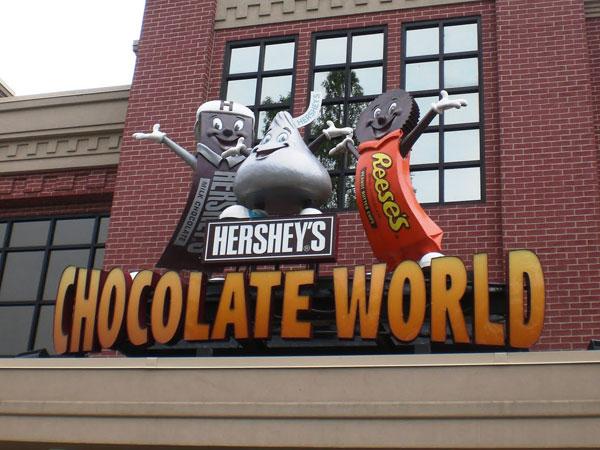 Taman Bermain Yang Satu Ini Cocok Sekali Untuk Pecinta Coklat!