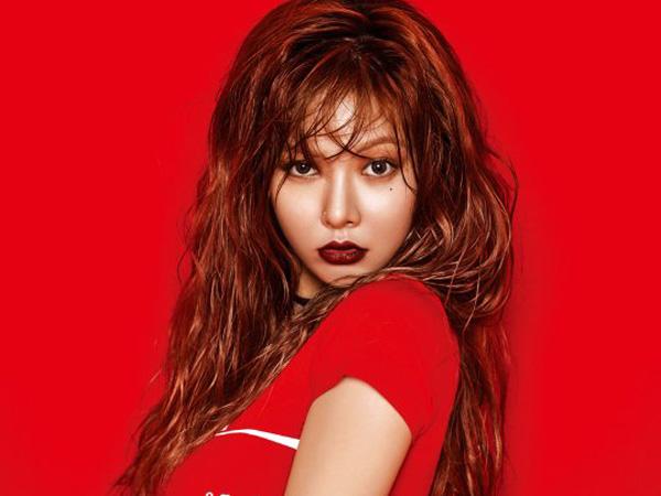 Resmi Jadi Solois, HyunA Sebut Karir Solonya Sebagai Lanjutan dari 4Minute?