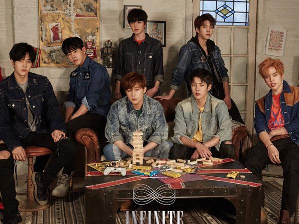 6 Member  Infinite Dikabarkan Telah Perpanjang Kontrak, Bagaimana Kelanjutannya?