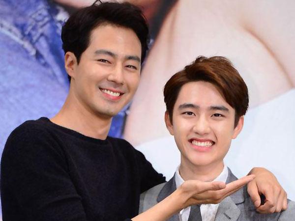 Bantah Kehadiran D.O Karena EXO Sedang Populer, Apa Kata Jo In Sung?