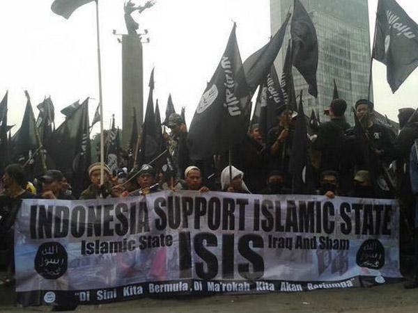 Warga Indonesia ISIS Ditangkap di Turki Jadi yang Terbanyak Kedua di Dunia