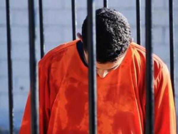 Setelah Eksekusi Wartawan Jepang, ISIS Rilis Video Bakar Hidup-hidup Pilot Yordania