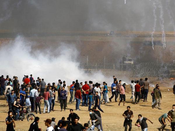Sudah 58 Warga Palestina Ditembak Mati Israel, Turki Lakukan Ini Sebagai Bentuk Solidaritas