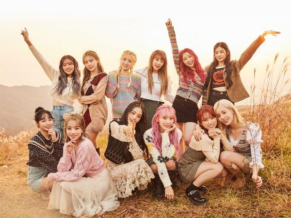 Jadi Salah Satu Girl Group Terlaris, IZ*ONE Lagi-lagi Tak Masuk Nominasi Golden Disc Awards