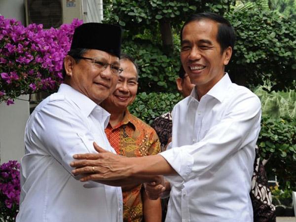 Kantongi Cukup Suara, Pertarungan Jokowi-Prabowo Akan Terjadi Lagi di Pemilu 2019?