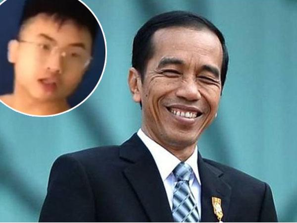 Pengakuan Remaja yang Ancam Tembak Jokowi dalam Video Viral Telanjang Dada
