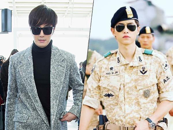 Jung Il Woo Inginkan Peran Song Joong Ki di 'Descendants of The Sun'?
