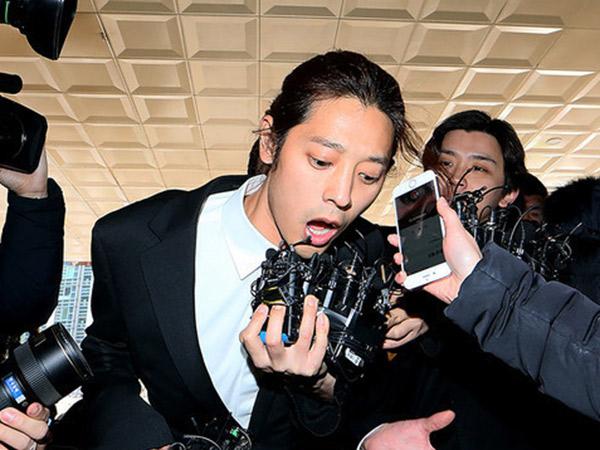 Resmi Ditahan, Kemunculan Jung Joon Young di Pengadilan Bikin Miris