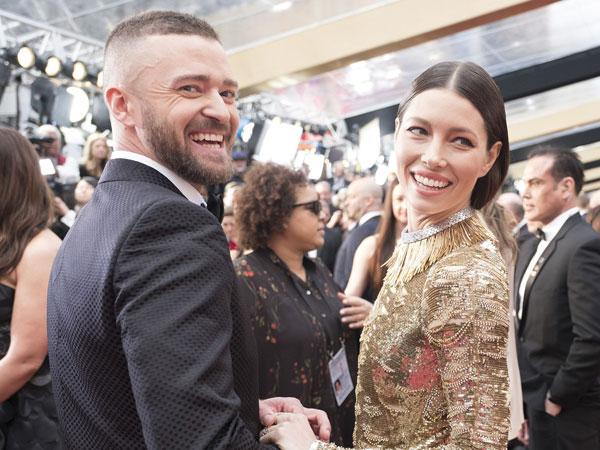 Justin Timberlake dan Jessica Biel Sudah Mulai Ajarkan Edukasi Seks Pada Anak Balitanya
