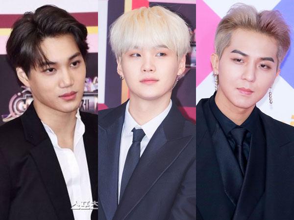 Prediksi Pembaca Garis Wajah Terhadap Tiga Idola K-Pop di Tahun Lalu Ini Terbukti