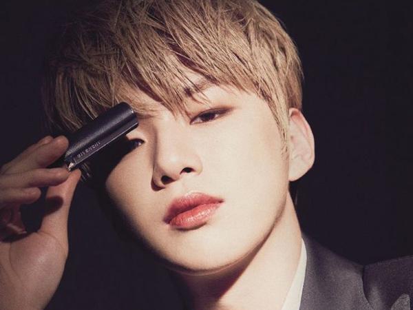 Kang Daniel Terpilih Jadi Brand Model Untuk Givenchy Beauty