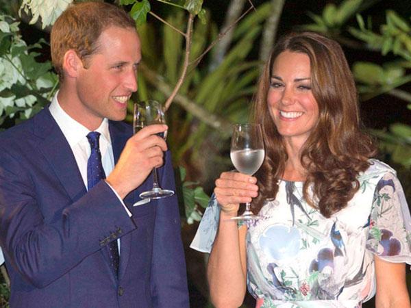 Kate Middleton dan Pangeran William Tidak Tahu Jenis Kelamin Anak Kedua Mereka?