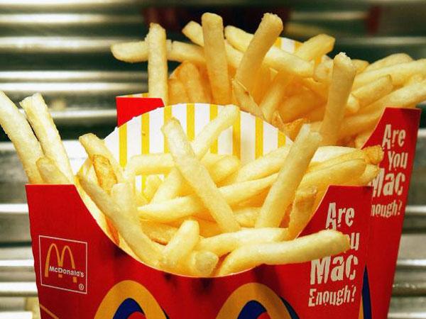 Bahan Rahasia dalam Kentang Goreng McDonald's Bisa Atasi Rambut Rontok