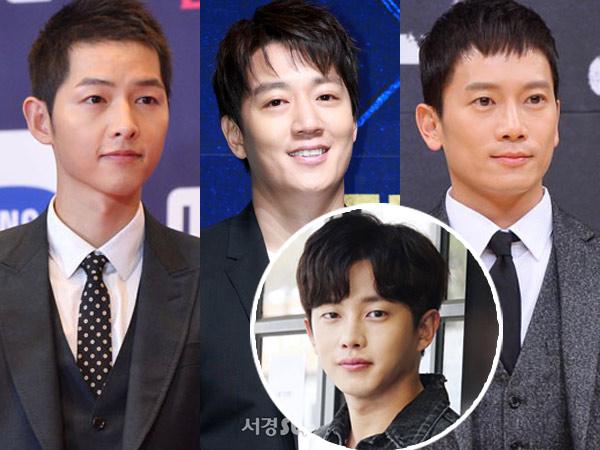 Pernah Kerja Bareng, Kim Min Suk Ungkap Wejangan Mengharukan Song Joong Ki Hingga Ji Sung