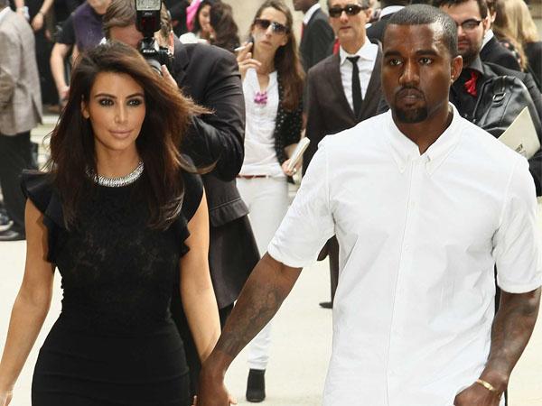 Ini Dia Nama Anak Kedua Kim Kardashian dan Kanye West