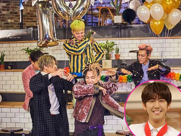 Akhirnya Tayang, Intip Aksi Kocak Kwanghee ZE:A Battle Dance Bareng Big Bang di 'Infinity Challenge'