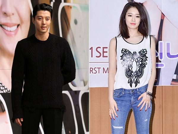 Lee Dong Gun Suarakan Rasa Cintanya Untuk Jiyeon T-ara