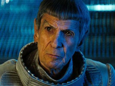 Leonard Nimoy Tak Akan Bermaim dalam Star Trek 2