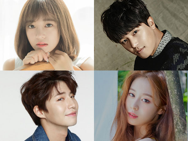 Sejeong, Yeon Woo Jin, Song Jae Rim, dan Jiyeon Dipastikan Bintangi Drama Baru KBS
