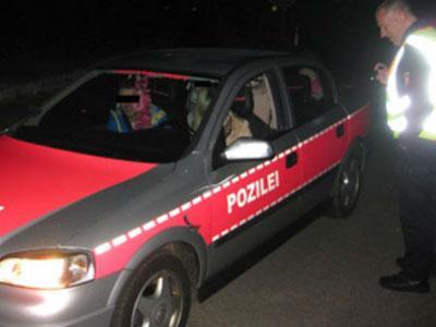 Lecehkan Mobil Polisi, Wanita Jerman di Tilang