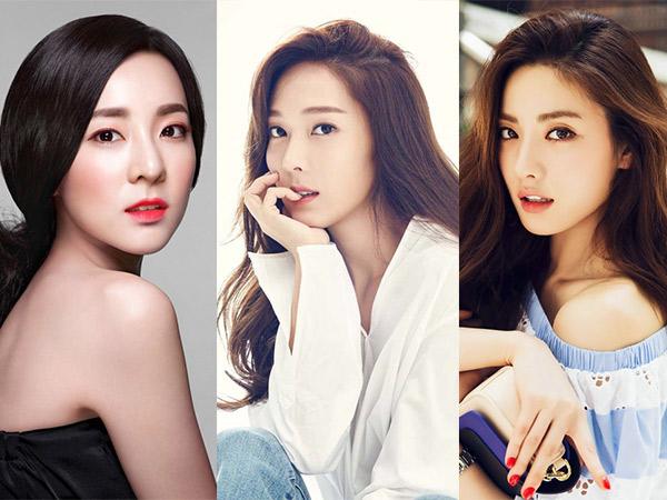 Ingin Riasan Wajah Cantik dan Flawless? Yuk Intip Makeup Tutorial dari Idola K-pop Ini! (Part 1)