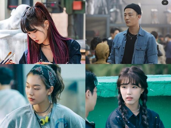 Profil Pemeran Pendukung Drama 'Nevertheless' Teman Sekampus Song Kang dan Han So Hee