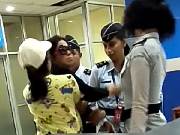 Viral Istri Jenderal Tampar Petugas Bandara Karena Tolak Lakukan Prosedur Keamanan