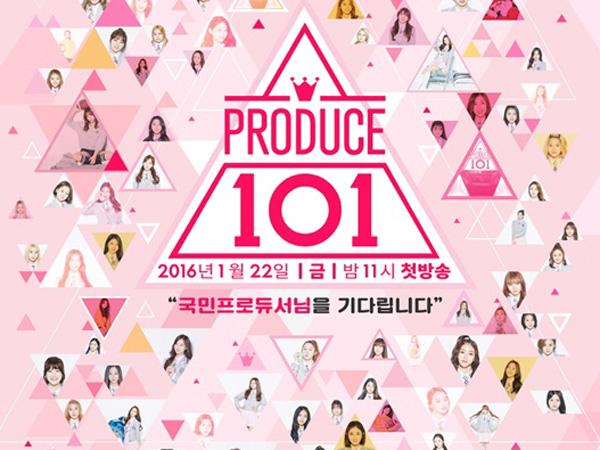Libatkan Trainee dari Agensi Belum Terdaftar, Program Talent Search 'Produce 101' Tuai Kontroversi