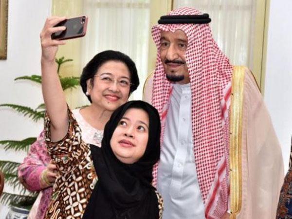 Menko Puan Dapat Akses Khusus dari Kerajaan Arab ke Makam Rasul Karena Alasan Ini