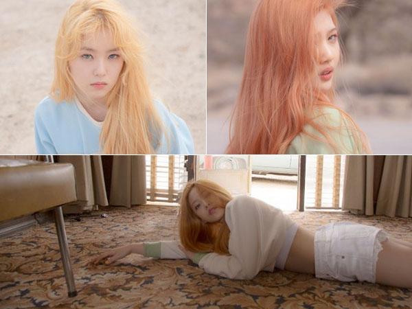 Siap Comeback, Red Velvet Tambah Satu Member Baru!