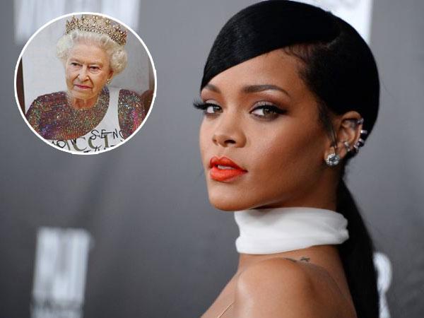 Edit Foto Ratu Elizabeth, Rihanna Dikritik Habis-habisan oleh Netizen!