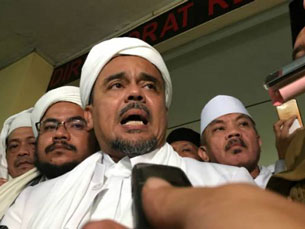 Foto Tiket Kepulangan Habib Rizieq Dipastikan Hoax?