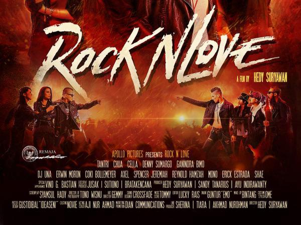 Rock N Love : Perjuangan Cinta dan Rock N Roll ala Kotak