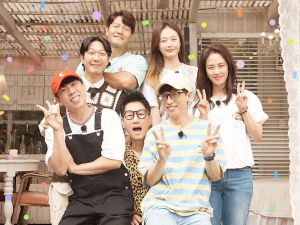 Running Man Resmi Jadi Variety Show Korea Paling Langgeng
