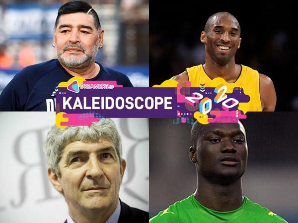 10 Bintang Olahraga yang Wafat di Tahun 2020