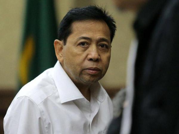 KPK Disebut Bernegosiasi Hingga Tiga Nama Hilang dari Surat Dakwaan Setya Novanto?