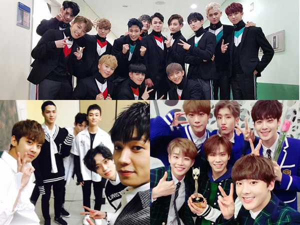 Sederet Boy Group Ini Juga Siap Adu Kelenturan di Cabang Baru 'Idol Star Athletics Championships'?