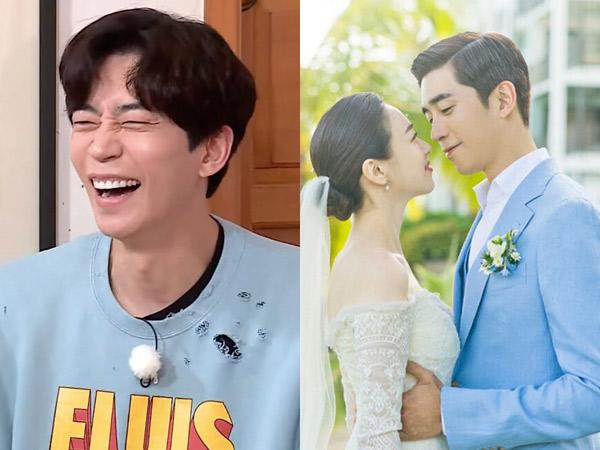 Shin Sung Rok Ungkap Momen Romantis 'Lamar' Sang Istri Saat Baru Kenalan